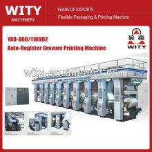 Imprimante à gravure automatique YAD-B2 (imprimante à rotogravure)