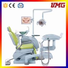 Sillas para odontología controladas por computadora