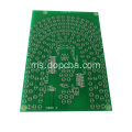 Tiada Silkscreen Small Black Led PCB Assembly