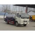 DONGFENG 4-5CBM Vacuum Fecal Suction Truck