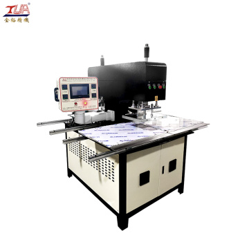 Mesin Press Kain timbul produktiviti automatik