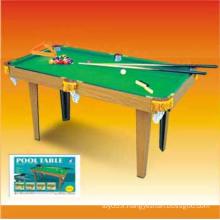 Table de jeu, table de billard, table de billard, table de billard, équipement de piscine, table de sport, bureau de jouet, table de jouet, mini table de billard, marchandises de sport (WJ276186)