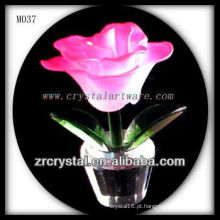 K9 Flor De Cristal Rosa