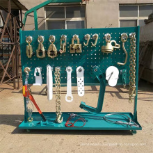 Beam correction instrument car body repair and correction platform suitable for vehicle maintenance