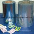 0.08-0.8 мм прозрачный цветной ПВХ жесткой пленки Фармацевтическая Ранг