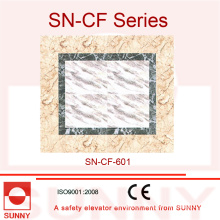 2mm Thickness PVC for The Decoration of Elevator Car Floor (SN-CF-601)