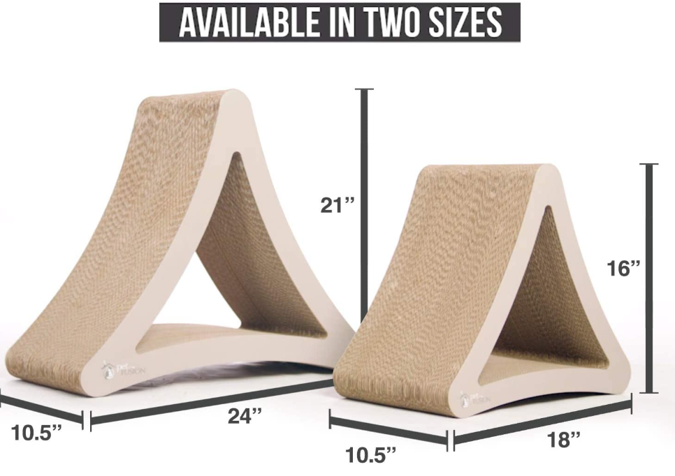 Multiple Scratching Angles Cat Scratcher