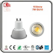 Garantie 5 ans 7W 630lm Dimmable Ampoule LED GU10