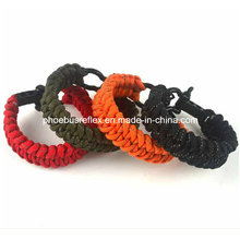 Colored Reflective Survival Armband