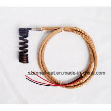 Réchauffeur de serpentin d'élément chauffant industriel à canaux chauds (FRQ-101)