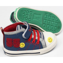 2016 Chaussures bébé de mode Chaussures pour bébés avec semelle confortable (SNB-18-0017)