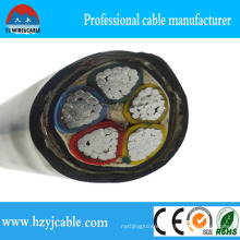 Outdoor Electrical Wiring XLPE Insulated Sta PVC Sheathed Power Cable