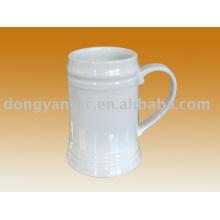 porcelain beer cup