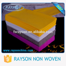 1*1m 1.2*1.2m 1.4*1.4m Square Non Woven Tablecloth Types of Non Woven Fabric