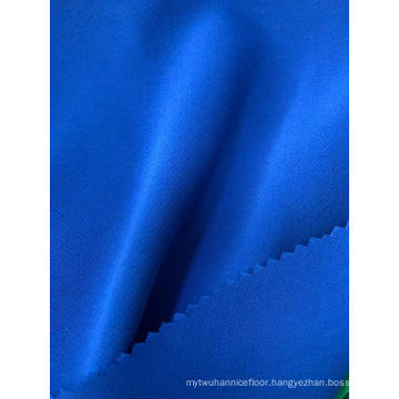 Herringbone Polyester Crepe Stretch