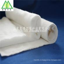 Высокий мягкий полиэстер вата Подкладка для Квилтинга и одежды флизелин