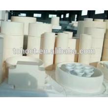 Venta caliente de gran tamaño Industrial Zirconia Alumina mullita Cerámica
