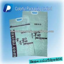 Saco plástico da embalagem do arroz / que cozinha sacos da embalagem do arroz / saco de embalagem para o arroz