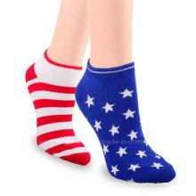 Moda algodão mulheres meias, homens meias