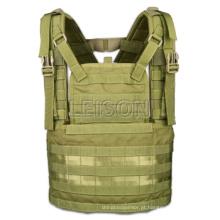Tactical Vest Adotar nylon de alta resistência com padrão ISO