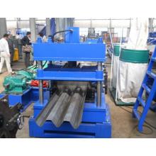 Galvanisierter Stahl Autobahn Sicherheit Standard Größe W Beam Expressway Guardrail Cold Roll Forming Machine