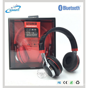 Most Popular Wholesale High Quality HiFi Stereo Bluetooth Headphone
