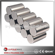 Cylinder NdFeB Magnets With Ni Coating