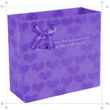 High quality customized shopping bags paper