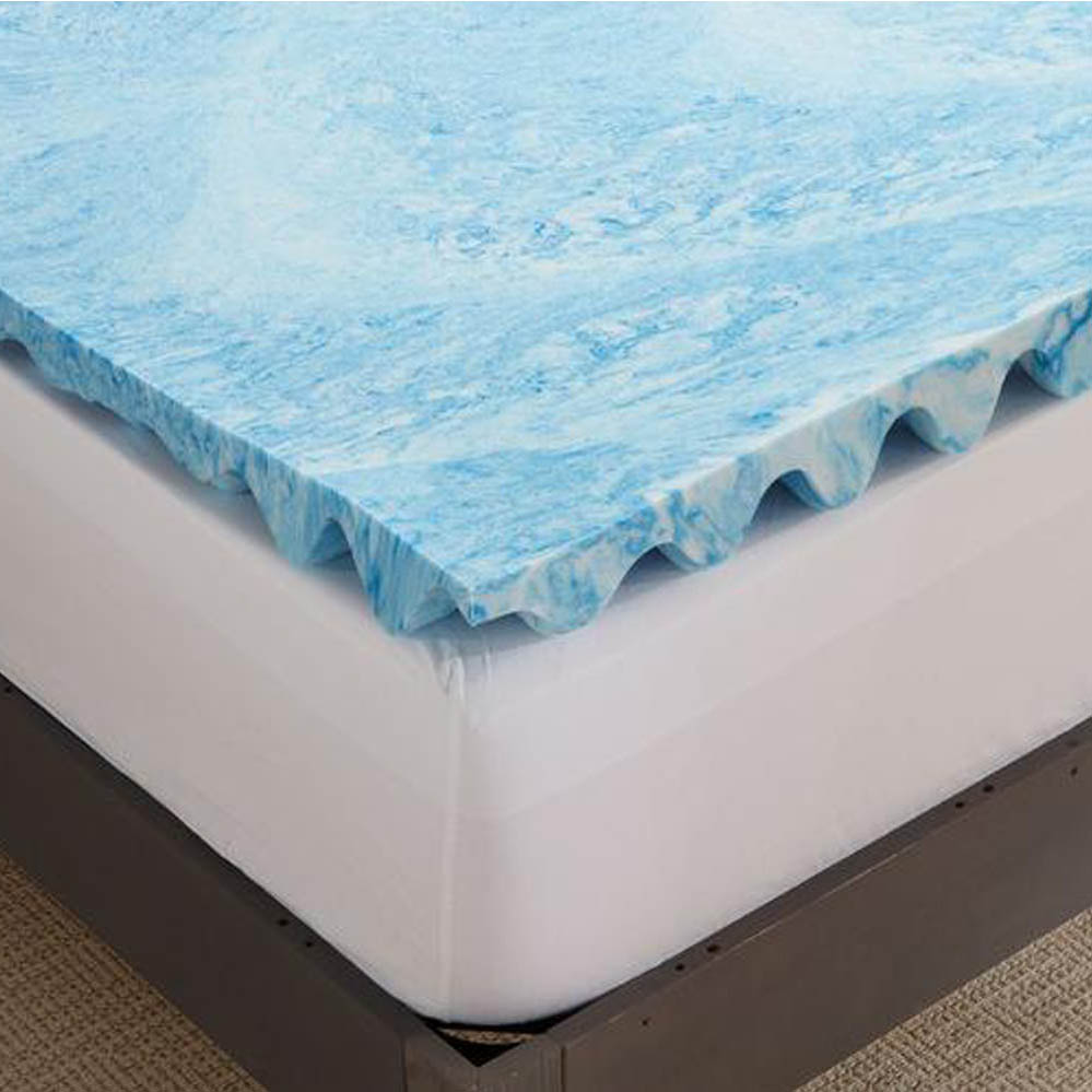Cooling Mattress Topper For Memory Foam