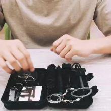 RISEN outdoor survival gear,camping hiking emergency survival kit