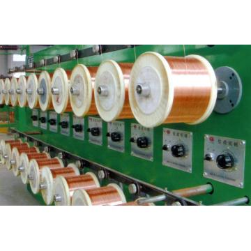 Kupfer verkleidet Aluminium Magnesium Draht (0,11-3,0mm)