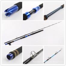IGOR8002POP24 240 cm popping canne à pêche en fiber de verre tige personnalisée tige