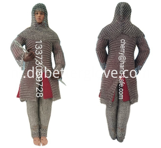 Chainmail Armor Conew1