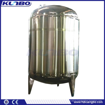 2000L used insulated water storage tank