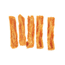 Chicken Breast Meat Strips Natural Ingredients Delicious Dog Treats