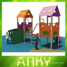 kindergarten colorful game playground