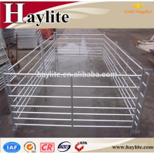 Australia and New Zealand style Galvanized goat panels for sheep yard pen