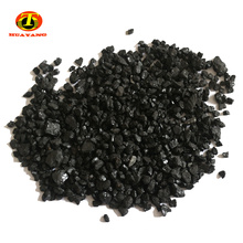 charbon fixe 80-90% min Médias filtrants anthracite dans la purification de l'eau alcaline