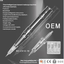 Maquillaje permanente y piel Needling Derma Roller Machine (ZX12-20)