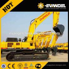 Preço de CLG906CIII da máquina escavadora da esteira rolante do liugong de 6 toneladas
