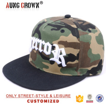 camo snapback baseball cap hat