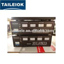 ac stabilized voltage power supply refrigerator three-phase voltage stabilizer SVC-4.5KVA