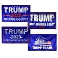 Polyester Material Trumpf Flagge