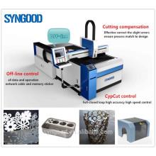 Metal Stencil Cutting Machine 0.5-16mm thickness Open design 1500*3000mm