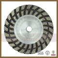Stone Concrete Grinding Polishing Diamond Cup Wheel (SY-DCW-1000)
