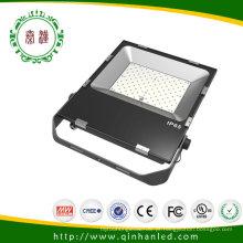Luminária de Inundação de LED para Vendas com Corte e Preço de 100W IP65 Samsung (QH-FLTG-100W)