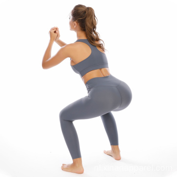 Premium Sport Fitness Running Woman Wear Yoga Suit