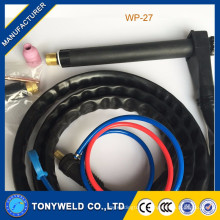 Wp27 argon welding torch