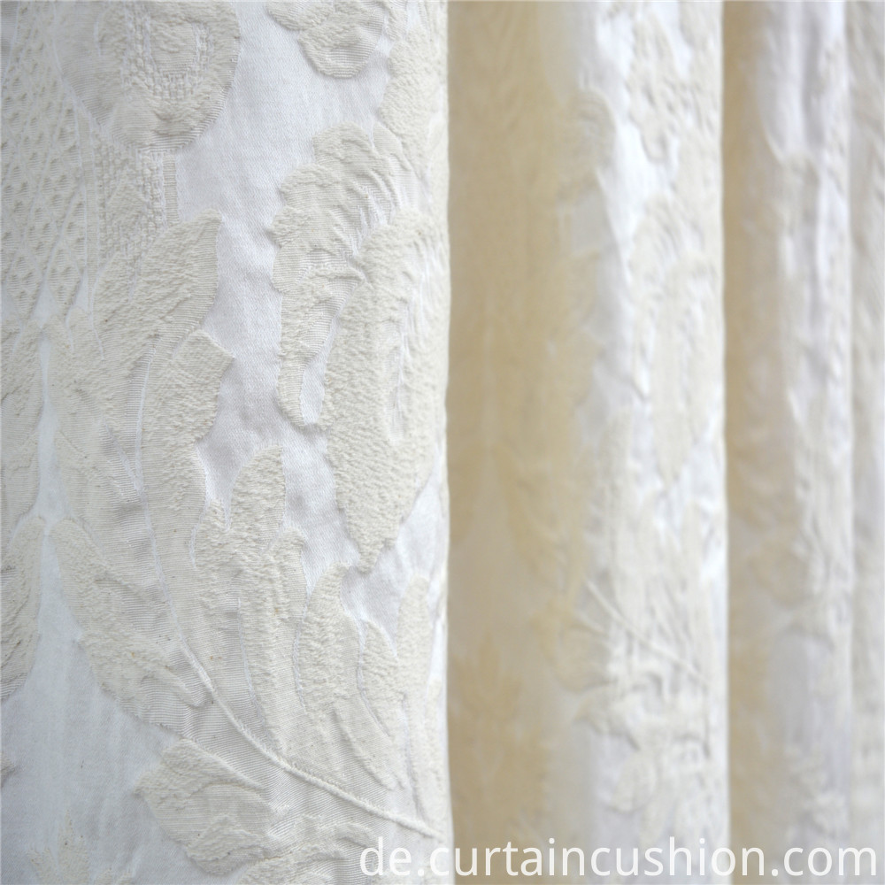 Pull Pleated Tape Curtain
