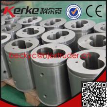 38CrMoAla / W6Mo5Cr4V2 Cylindre à vis 91mm pour structure modulaire